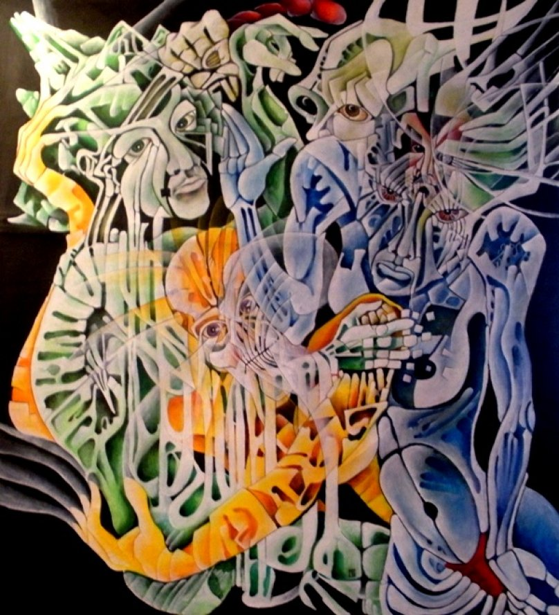 Gynécée ou l'Archange Nelly